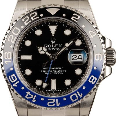 Fake Rolex Ebay Mens Rolex 116710b Blue/Black