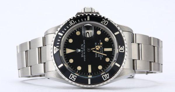 Swiss Replica Watches Vintage 1978 Rolex Submariner 1680 Feet First