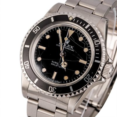 Fake Presidential Rolex Vintage Rolex Submariner Watch Ref. 5513