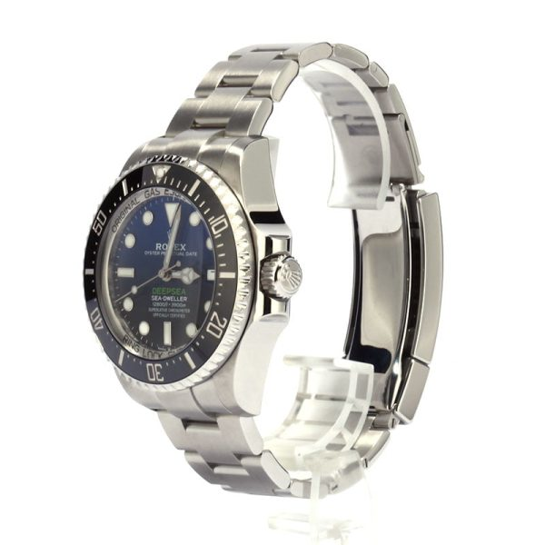 Best Replica Watch Site Rolex Deepsea 126660 D-blue Dial