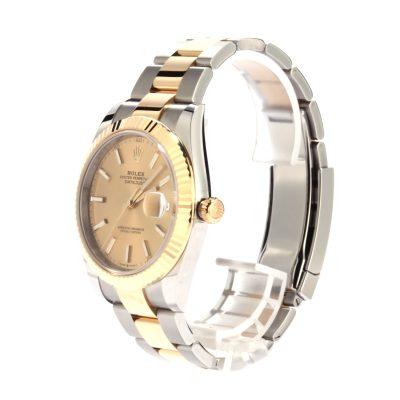 Replica Watchrolex Datejust 41 Ref 126333 Two Tone Oyster