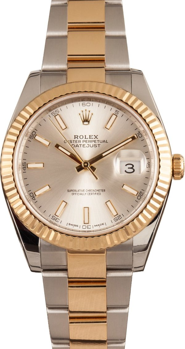 Aaa Replica Rolex Datejust 126333