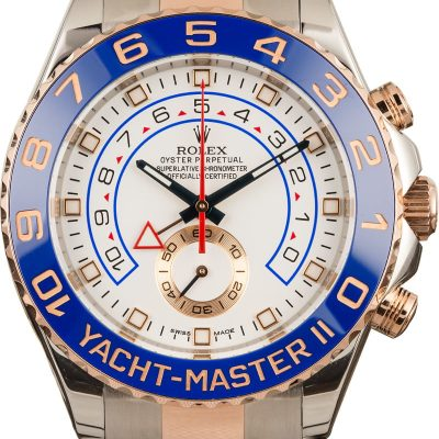 Replica Watches Forumrolex Yachtmaster Ii Rose Gold 116681