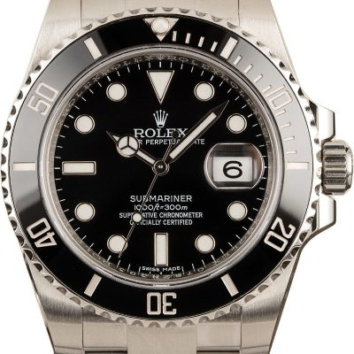 Replicas Rolex Model 116610 Ceramic Stainless