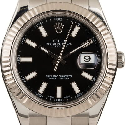 Replica Watchesmens Rolex Datejust Ii 41mm Wristwatch