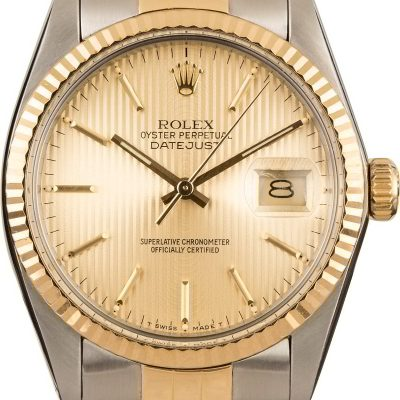 Watch Replicasdatejust Rolex 16013
