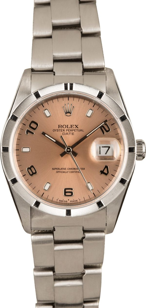 Replica Watch Rolex Date 15010 Steel Oyster