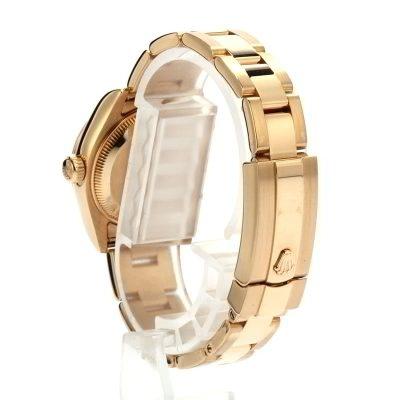 Top 10 Replica Watch Sites Rolex Gold Ladies Datejust 179168