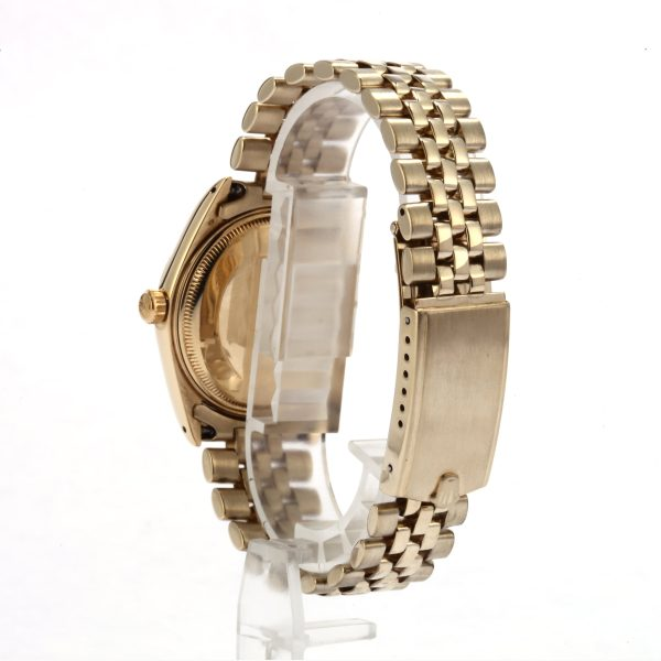 Reputable Replica Watch Sites Rolex Date 1503 Champagne Dial Watch