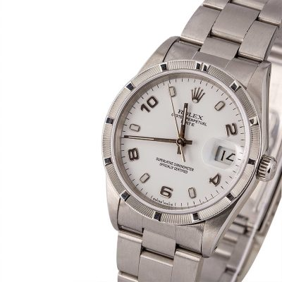 Replica Swiss Watchesrolex Date 15200
