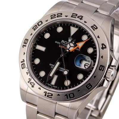 Buy Fake Rolexrolex Explorer Ii Black Dial