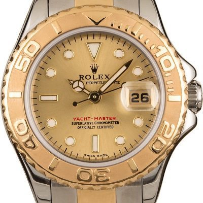 Best Replica Watch Sitelady Rolex Yacht-master 169623