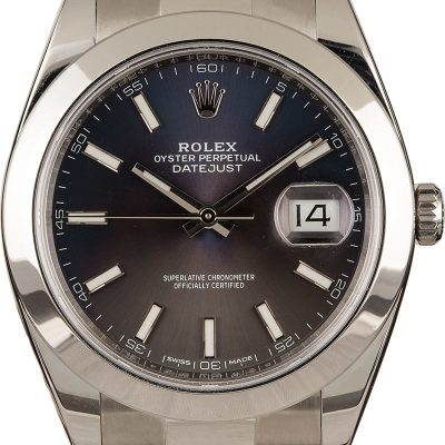 Replica Watchmen's Rolex Datejust 126300