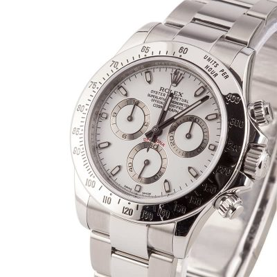Top 10 Men Replica Sites Rolex Daytona 116520 Stainless Steel