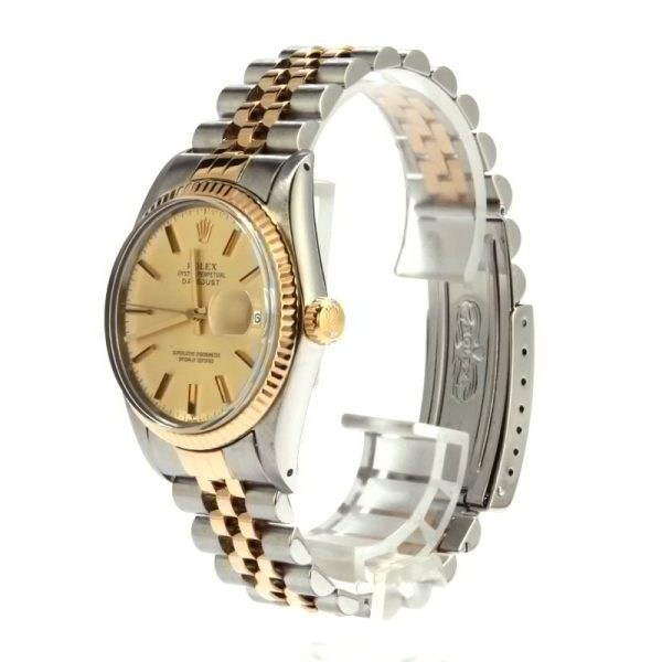 Automatic 3035 Men Replica Rolex 16013 Datejust Stainless Steel