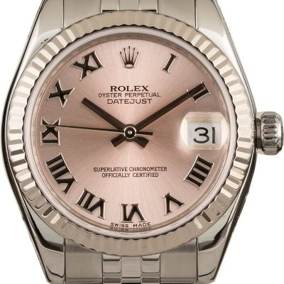 Replica Ladies Rolex Datejust 178274 Gender Mid-size 31mm Stainless Steel