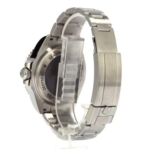 Men Replica Rolex Deep Sea 116660b Dial Black To Blue Gradient Automatic 3135