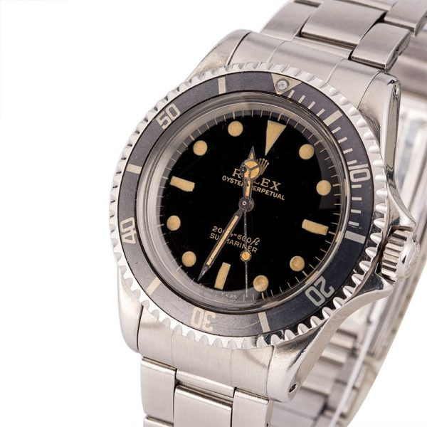 Rolex Submariner 5513 Automatic 1530 Men's watch