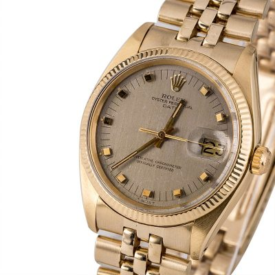 Rolex Oyster Perpetua Date 1503 Automatic 1570 Men's watch