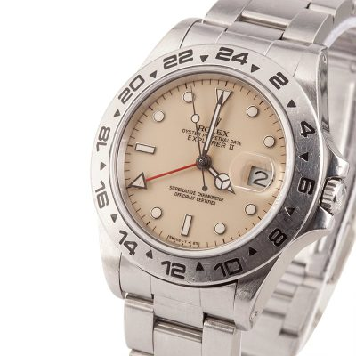 Rolex Explorer Ii Ref 16550 Automatic 3085 Men's watch