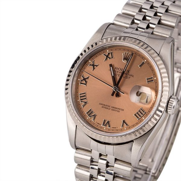 Rolex 16234 Oyster Perpetual Fake Men's Case 36mm Automatic 3135