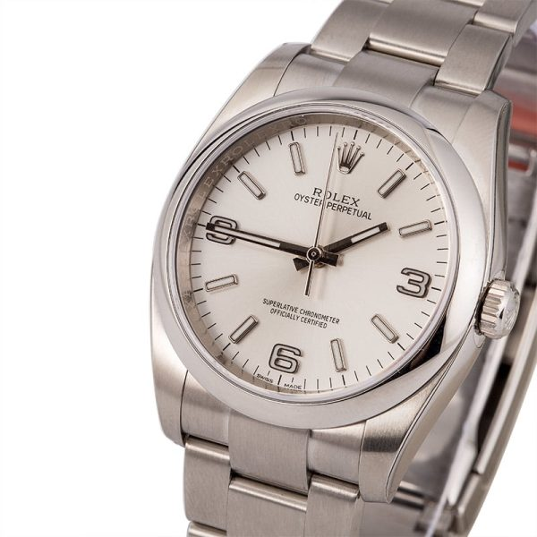 Rolex Oyster Perpetual 116000 Case 36mm Men's Dial Steel