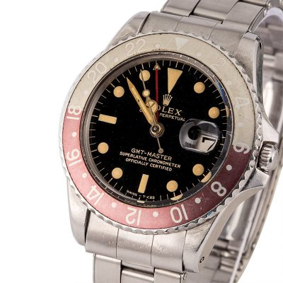 Rolex Gmt-master 1675 Men's Automatic 1560