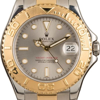 Rolex Yacht-Master 68623 Hour markers 35MM Automatic 2135