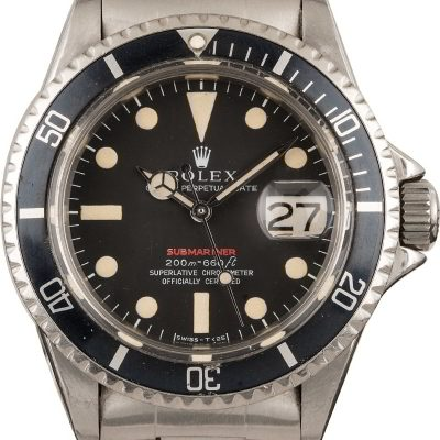 Rolex Submariner 1680 Men's Automatic 1570