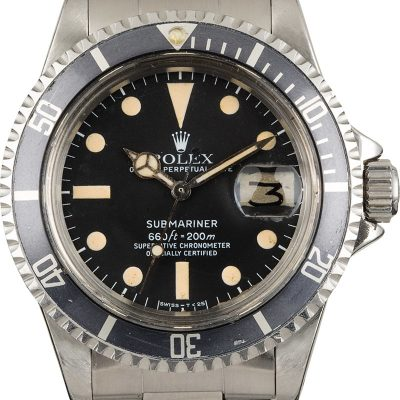 Rolex Submariner 1680 Men's Automatic Movement Water-resistant