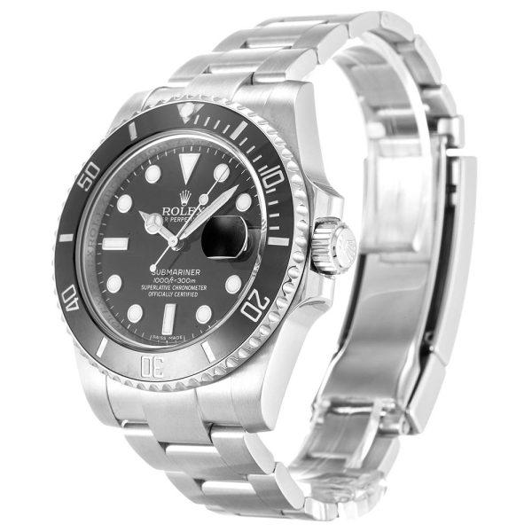 Rolex Submariner 116610 LN Mens Black 40 MM Steel Watch