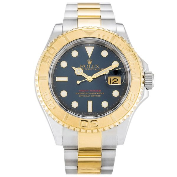 Rolex Yacht-Master 16623 Mens Automatic Blue 40 MM Watch