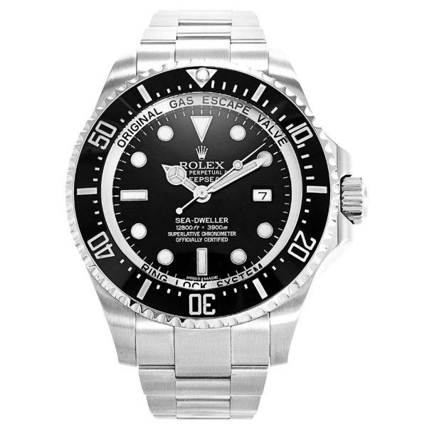 Rolex Submariner 116660 Mens 44 MM Steel Automatic Black Watch