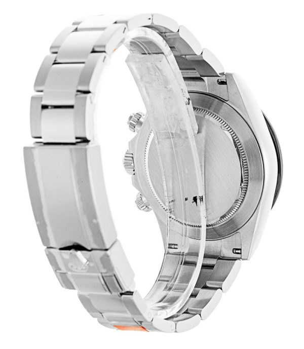 Rolex Daytona 116500LN 40 MM Mens Automatic White Steel Watch
