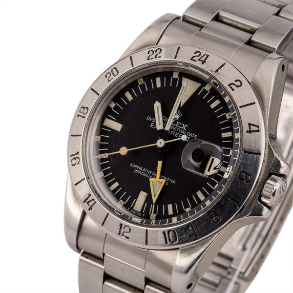 Rolex Explorer Ii 1655 Men's Automatic 1570 Watch