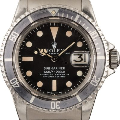 Rolex Submariner 1680 Men's Black Dial Cheap Price