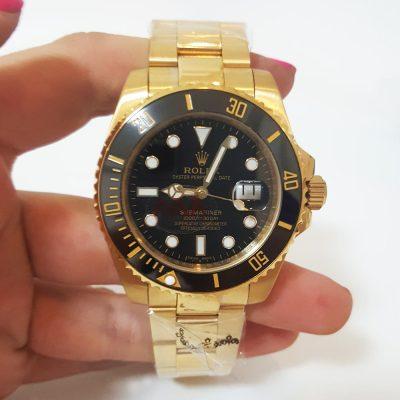 Rolex Submariner 116618 LN Black Baton Automatic 40 MM Mens Steel Watch