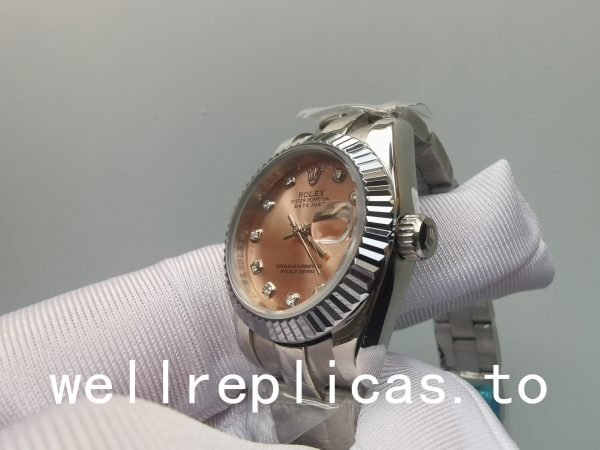 Rolex Datejust 178271 Men Dial Pink Automatic Movement