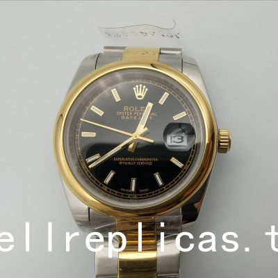 Rolex Datejust 126303 Case 41mm 18k Yellow Gold Automatic