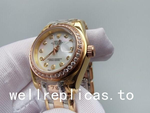 Rolex Datejust 69173 Ladies Dial Silver Stainless Steel