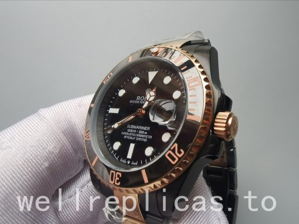 Rolex Submariner 116613ln Men's Case 40mm Stainless Steel