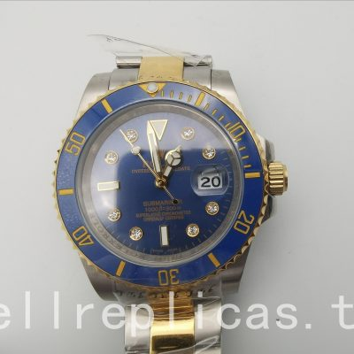 Rolex Submariner 116613 Men's Case 40 Mm Stainless Steel