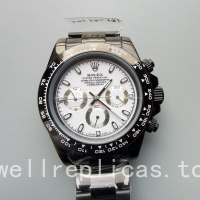 Rolex Daytona Pr991 Mens Case 40 Mm Stainless Steel