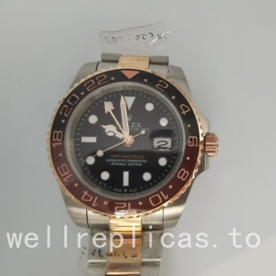 Rolex Gmt Master 126711 Mens Dial Black Automatic
