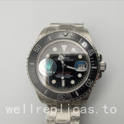 Rolex Sea-dweller 126600 Mens Case 43 Mm Automatic Movement
