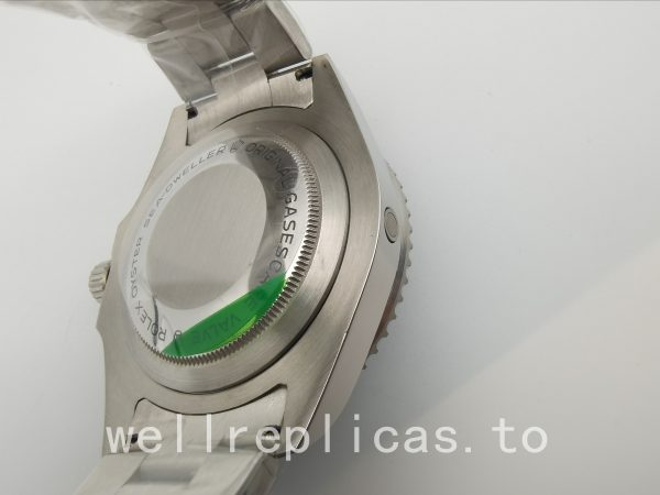 Rolex Sea-dweller 126600 Mens Case 43 Mm Automatic Movement