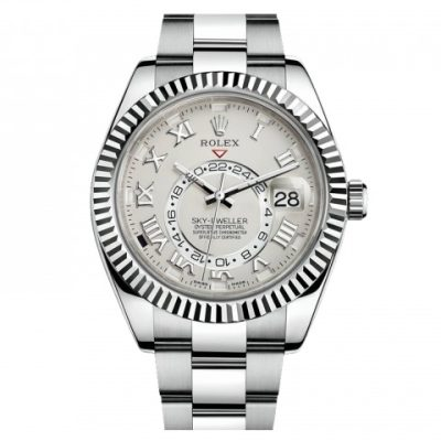 Rolex Sky-dweller 326939 Men Case 42 Mm Automatic Movement