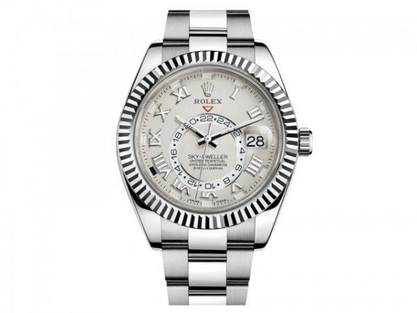 Rolex Sky-dweller 326939 Men Case 42 Mm Automatic Movement