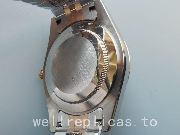 Rolex Datejust 126331-0016 Mens Case 41 Mm Oystersteel Stainless Steel