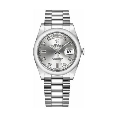 Rolex Day-Date 118209 36mm Men's Automatic Movement